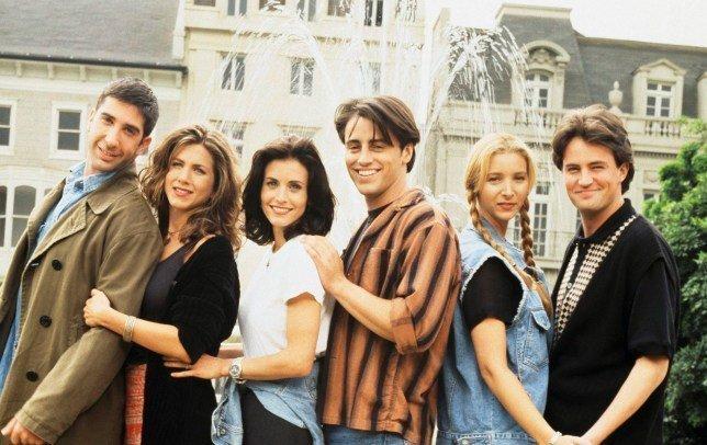 Το HBO ετοιμάζει reunion των Friends