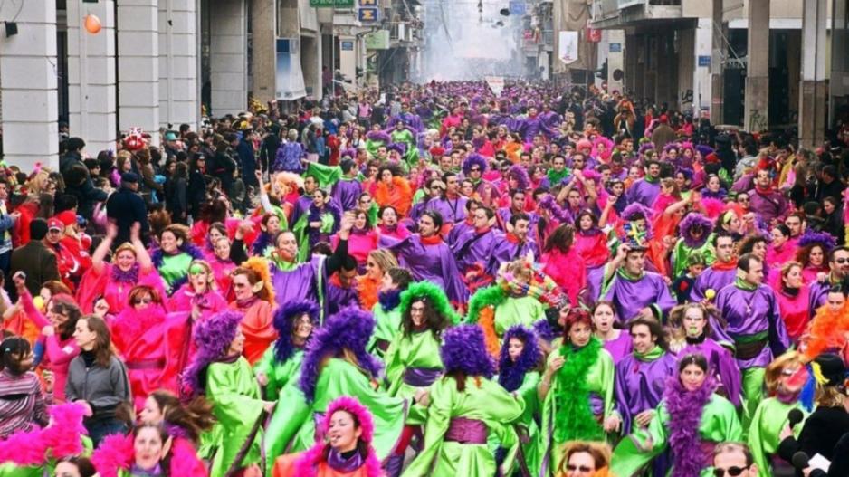 Ίσως γίνει το καλοκαίρι το καρναβάλι στην Πάτρα